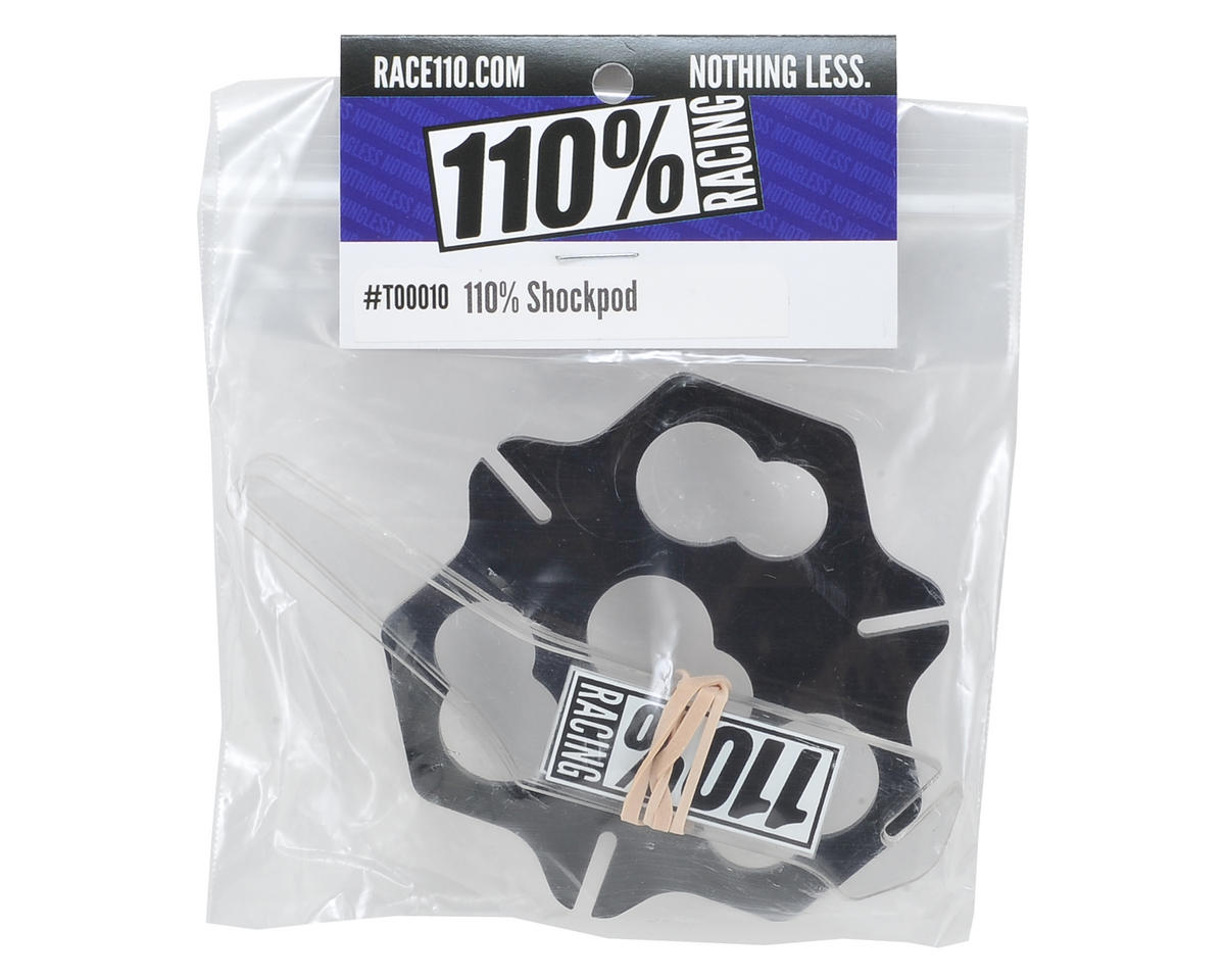 "110% Racing ""Shock Pod"" 1/10 & 1/8 Shock Stand"
