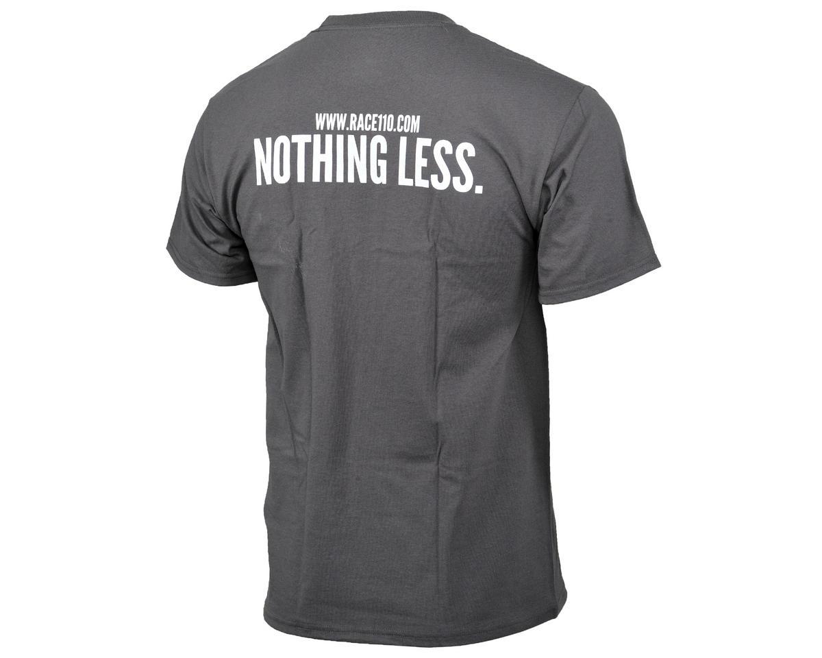 110% Racing Dark Grey Character T-Shirt (2XL)