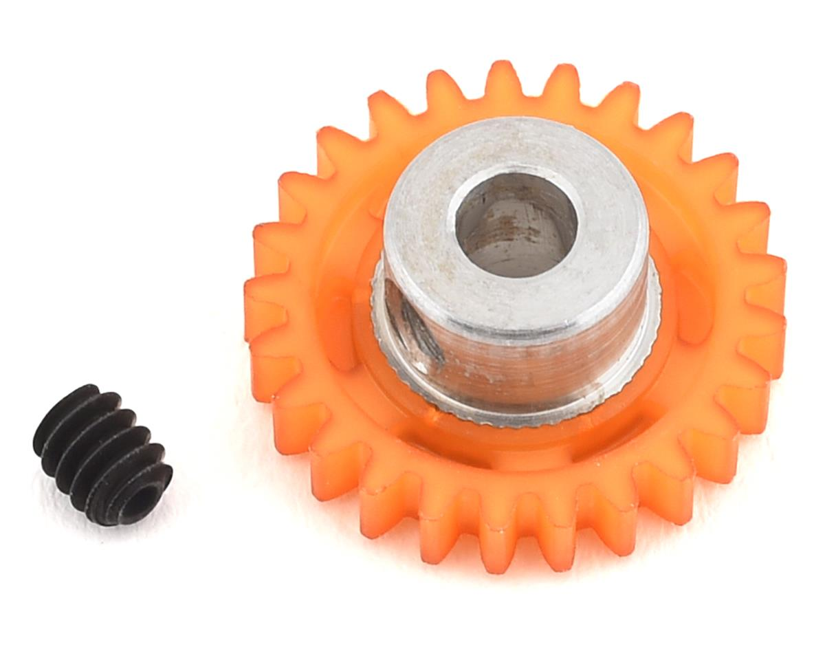 175RC Polypro Hybrid 48P Pinion Gear (3.17mm Bore) (25T)