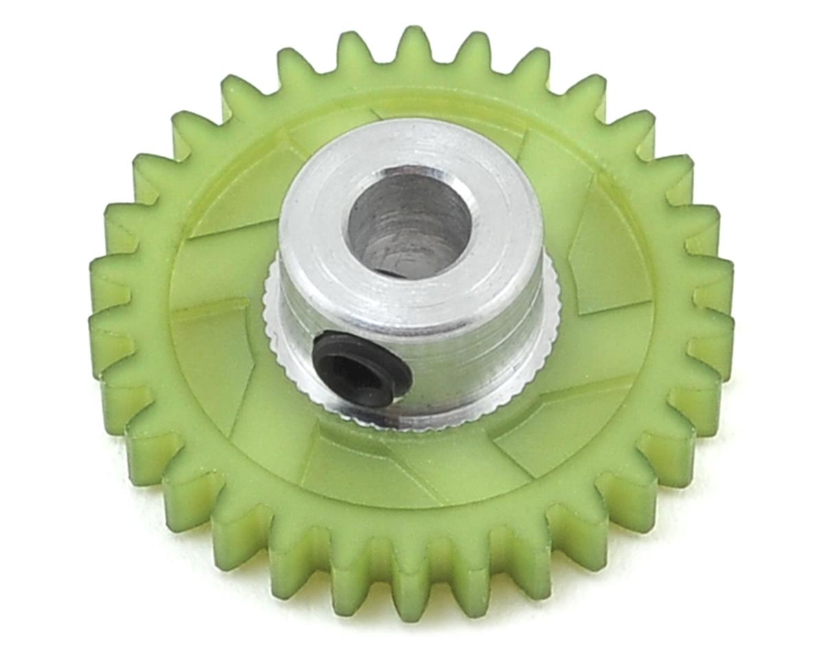 175RC Polypro Hybrid 48P Pinion Gear (3.17mm Bore) (30T)