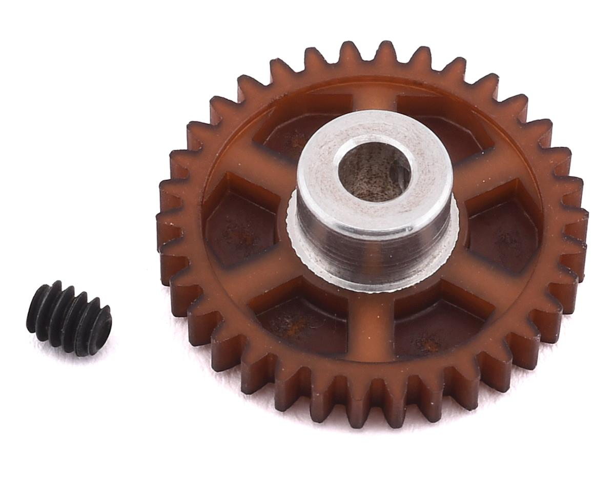 175RC Polypro Hybrid 48P Pinion Gear (3.17mm Bore) (34T)