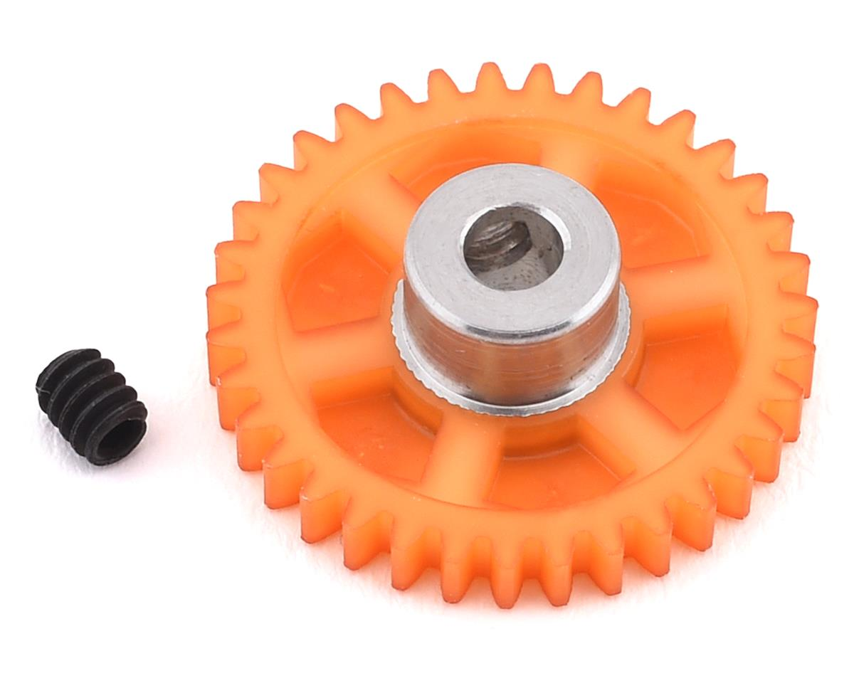 175RC Polypro Hybrid 48P Pinion Gear (3.17mm Bore) (35T)