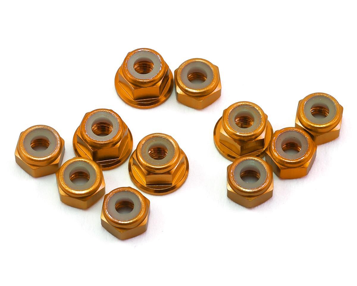 175RC B6.1/B6.1D Aluminum Nut Kit (Gold) (11)