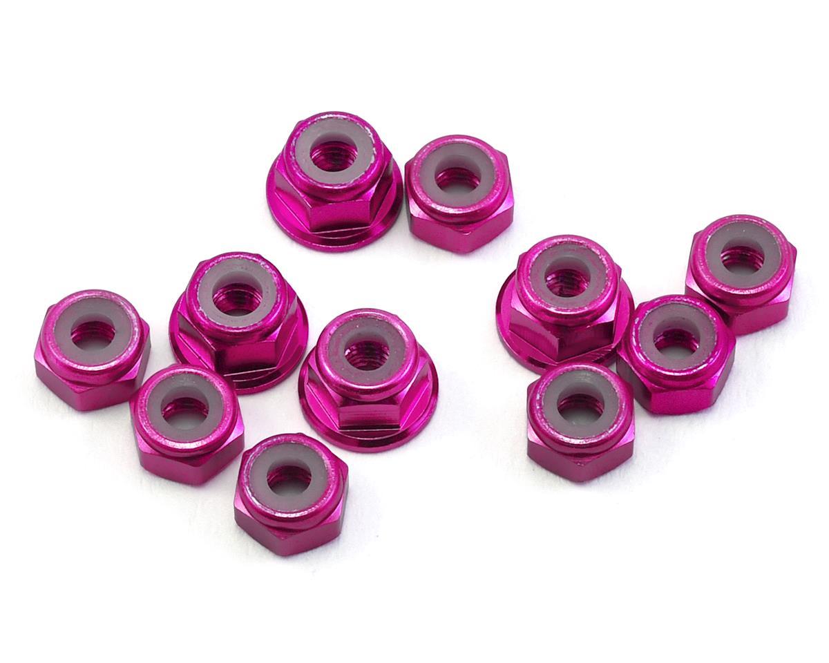 175RC B6.1/B6.1D Aluminum Nut Kit (Pink) (11)