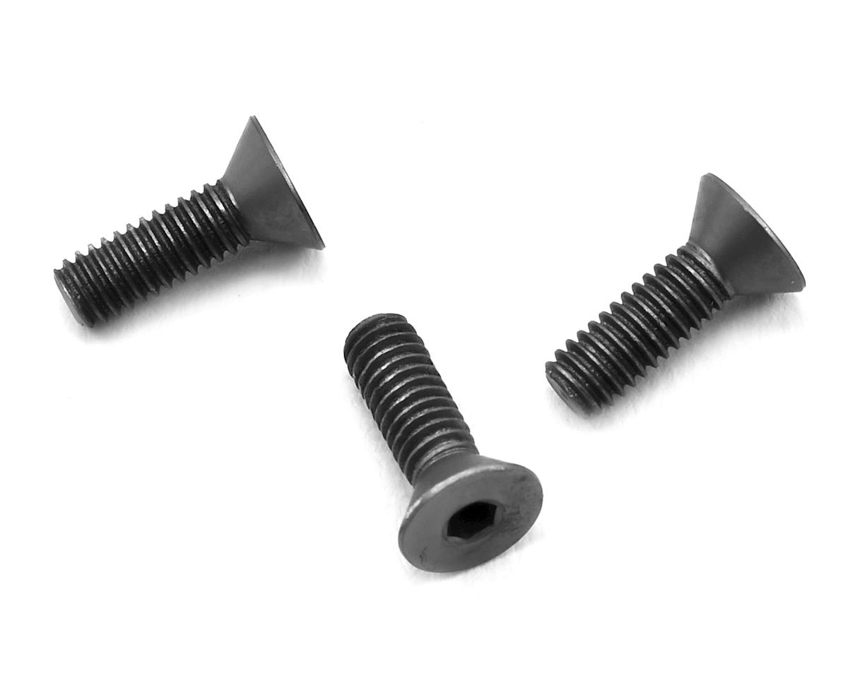 175RC Reedy S-Plus/540-M3 Aluminum Motor Timing Clamp Screws (Grey) (3)