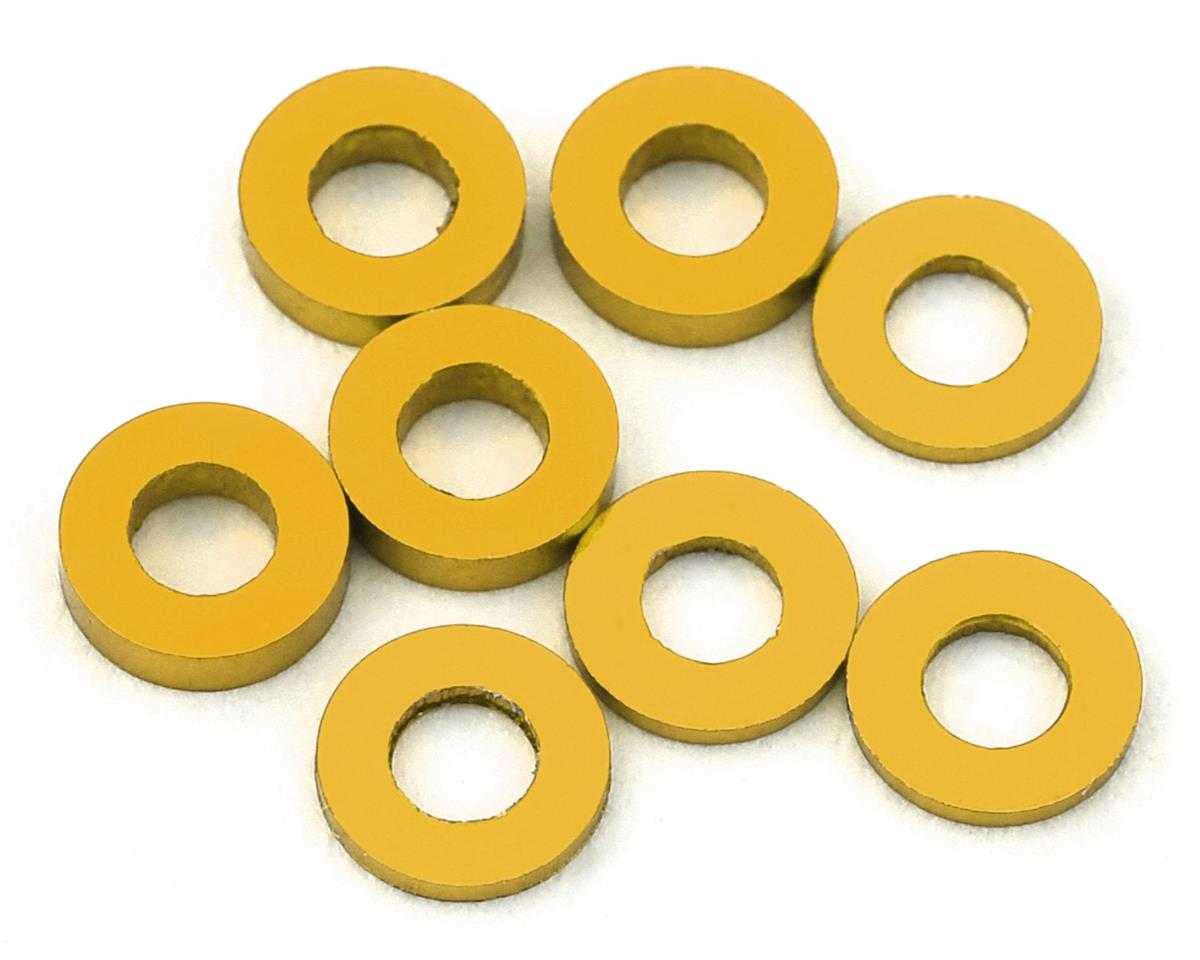 175RC Mini-T 2.0 M2 Spacer Kit (Gold) (8) | alsopurchased