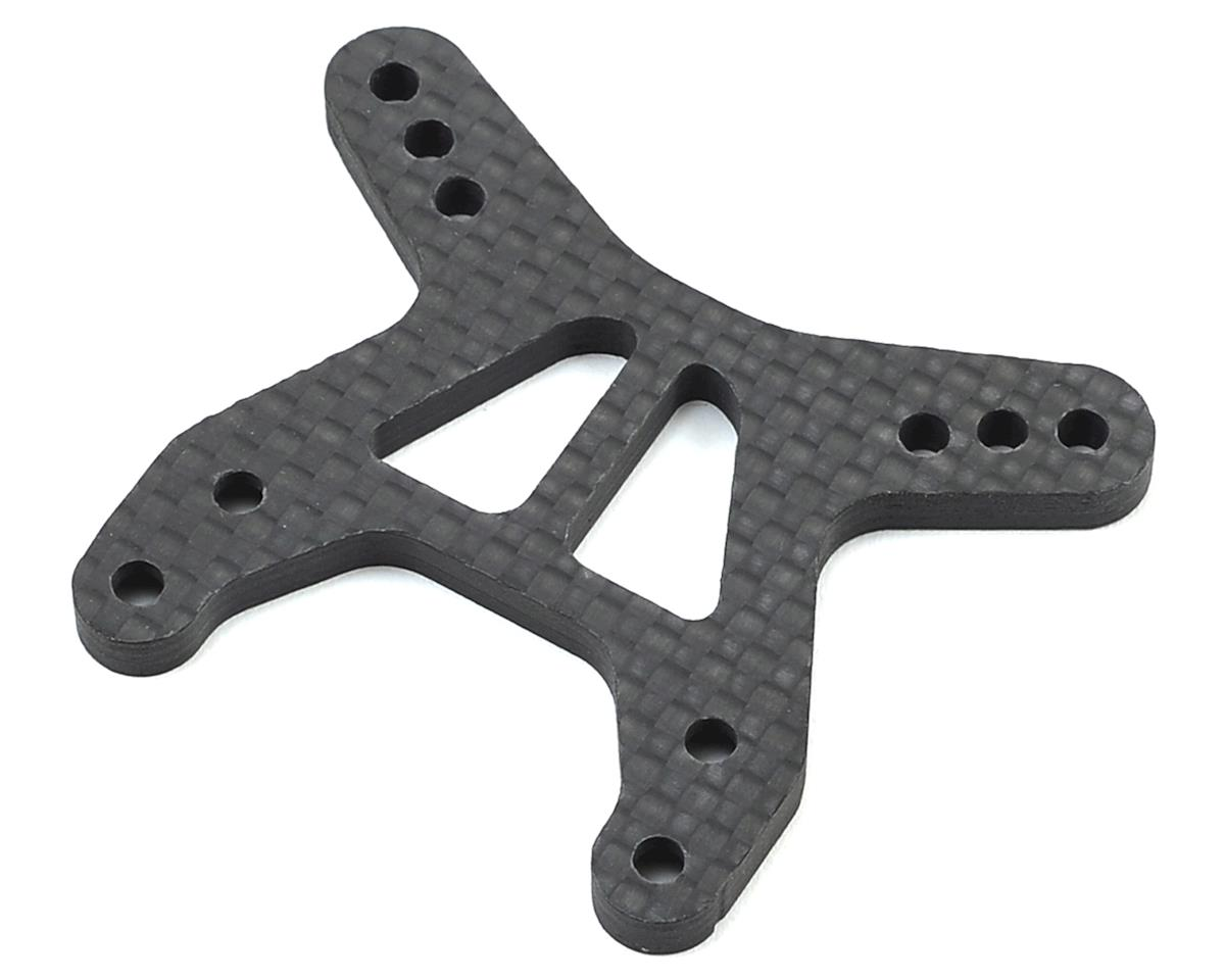 "175RC B6 Carbon ""Flat"" Front Tower"