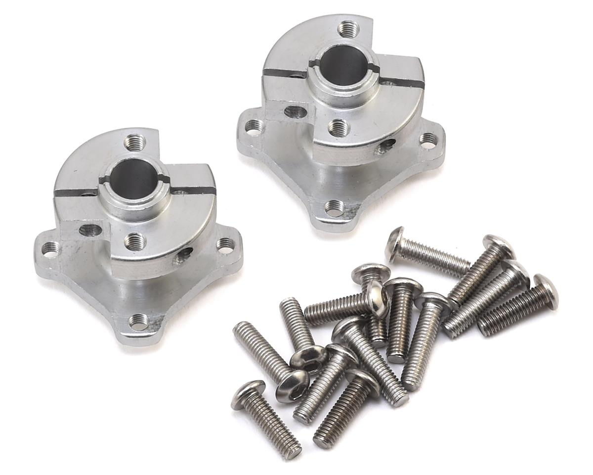 175RC Aluminum CNC Clamping Style 4-Bolt Drag Hubs (2)
