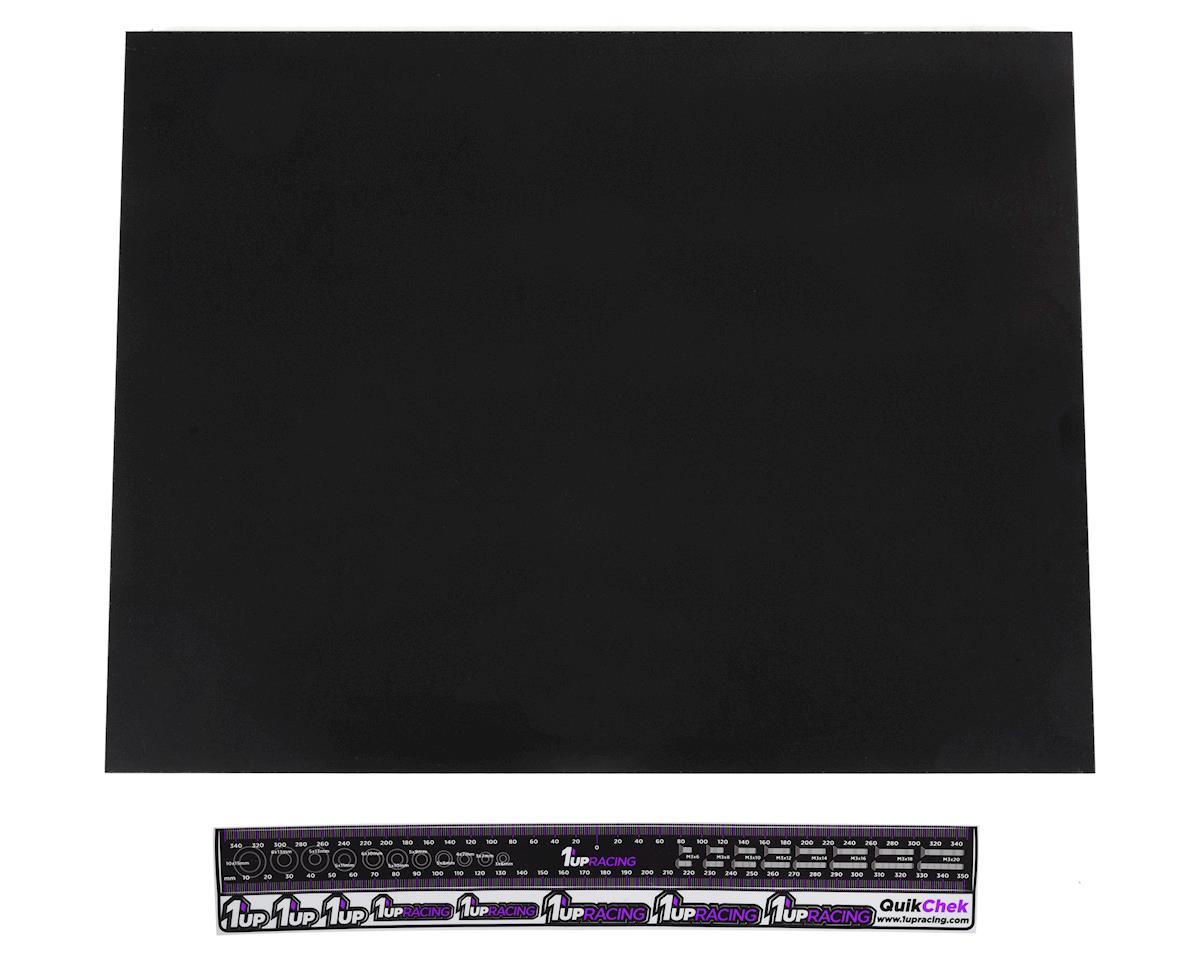 1UP Racing Pit Board w/QuikChek (355x455mm) (Purple)