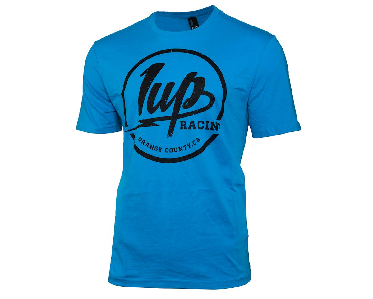 1UP Racing Anyware T-Shirt (Blue) (M)