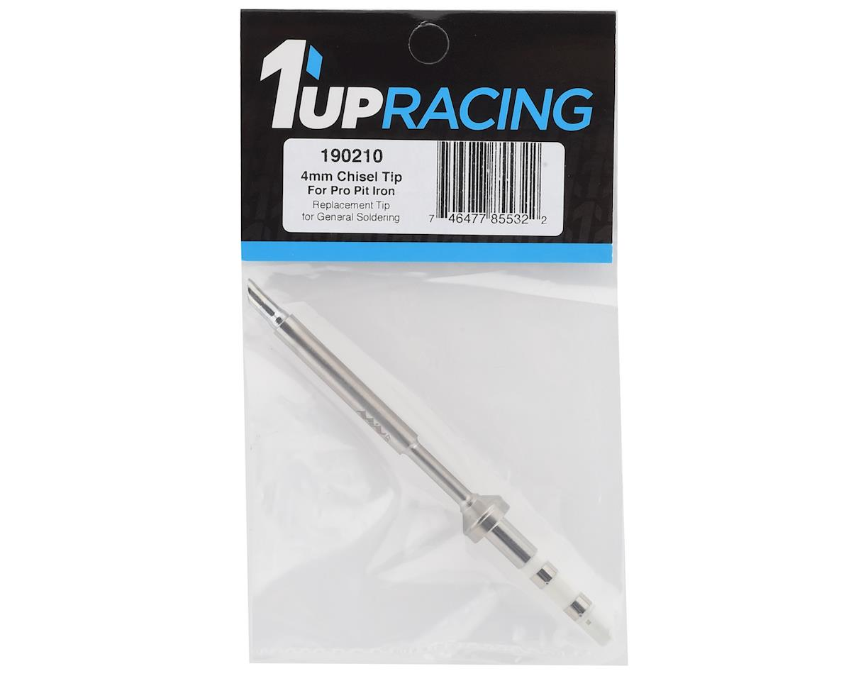 1UP Racing Pro Pit Soldering Iron 4mm Chisel Tip
