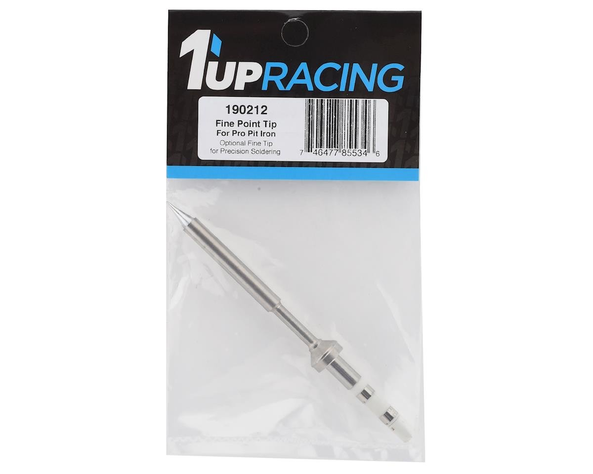 1UP Racing Pro Pit Soldering Iron Fine Tip