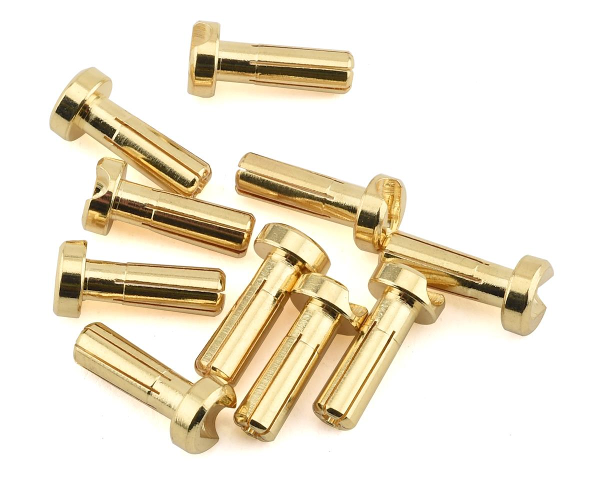 1UP Racing 4mm LowPro Bullet Plugs (10)