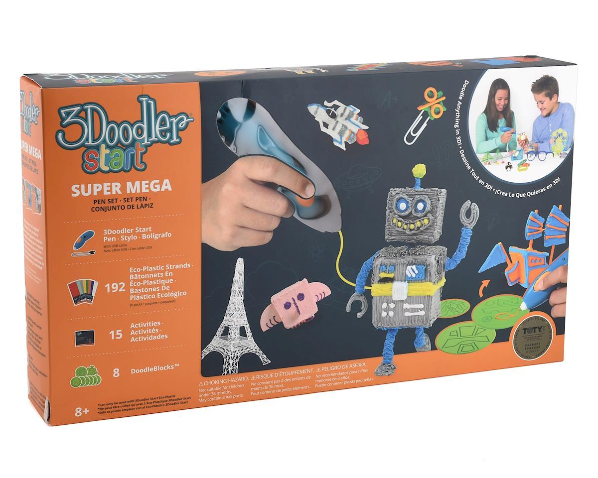 3Doodler Start Super Mega 3D Printing Pen Set