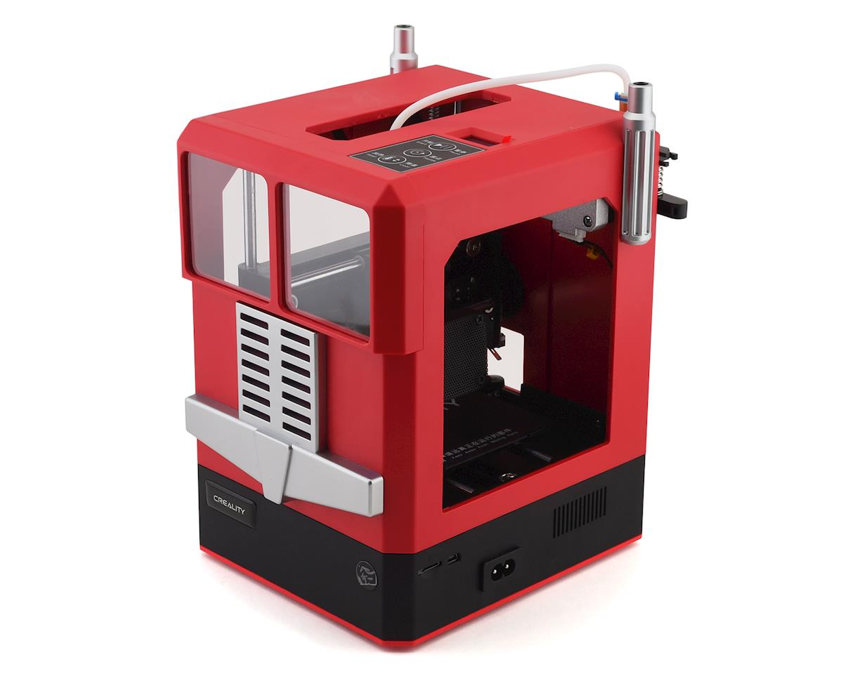 Creality 3D CR-100 Junior 3D Printer (Red)