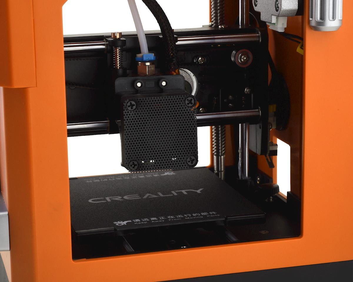 Creality 3D CR-100 Junior 3D Printer (Orange)