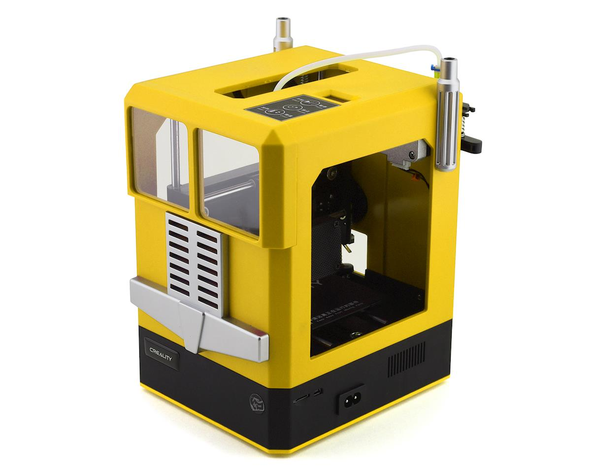 Creality 3D CR-100 Junior 3D Printer (Yellow)