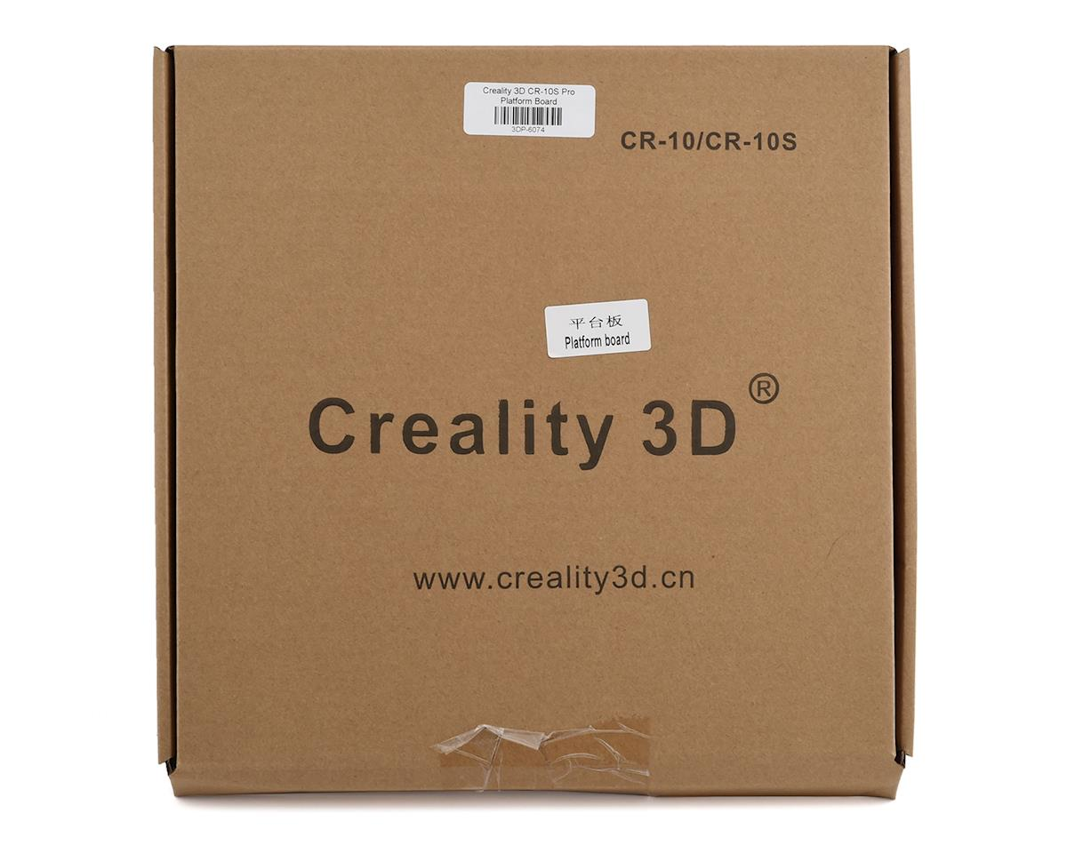 Creality 3D CR-10S Pro Platform Bed Board