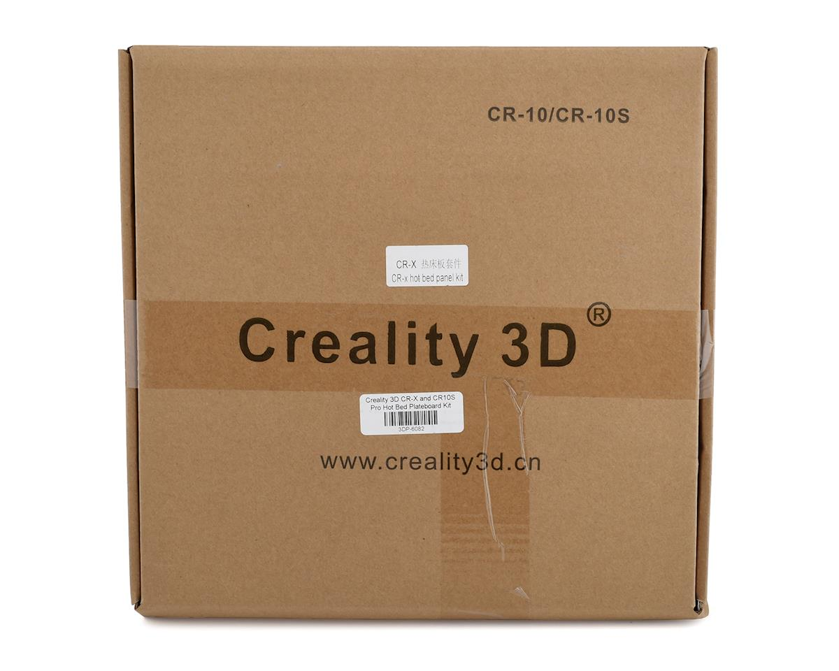 Creality 3D CR-X & CR10S Pro Hot Bed Plate Kit
