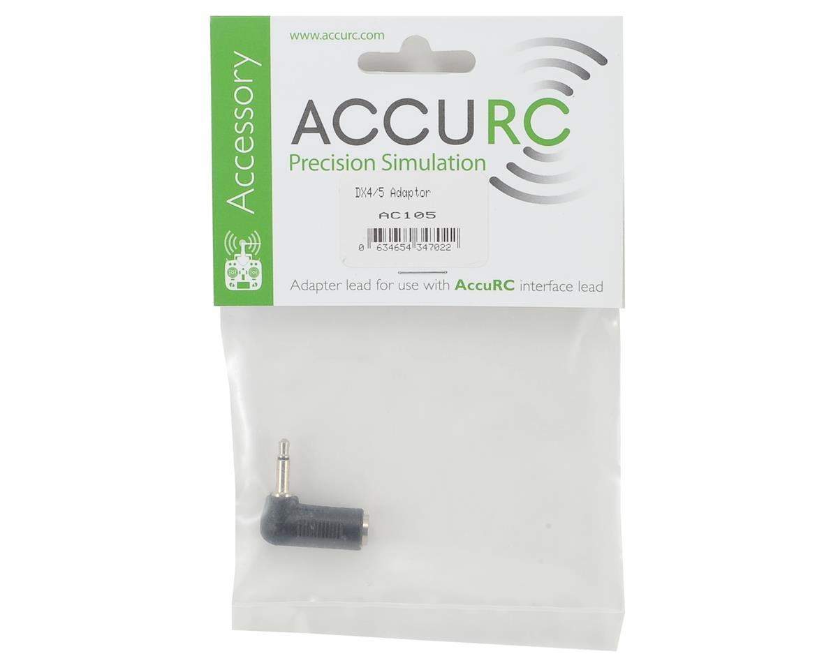 AccuRC Transmitter Adapter (Spektrum DX5)