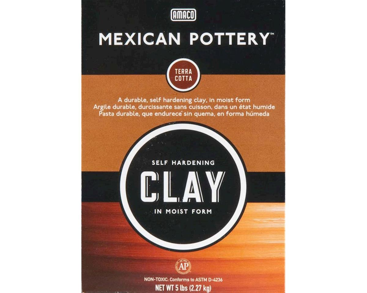 X119 Mexican Pottery Clay 5Lb