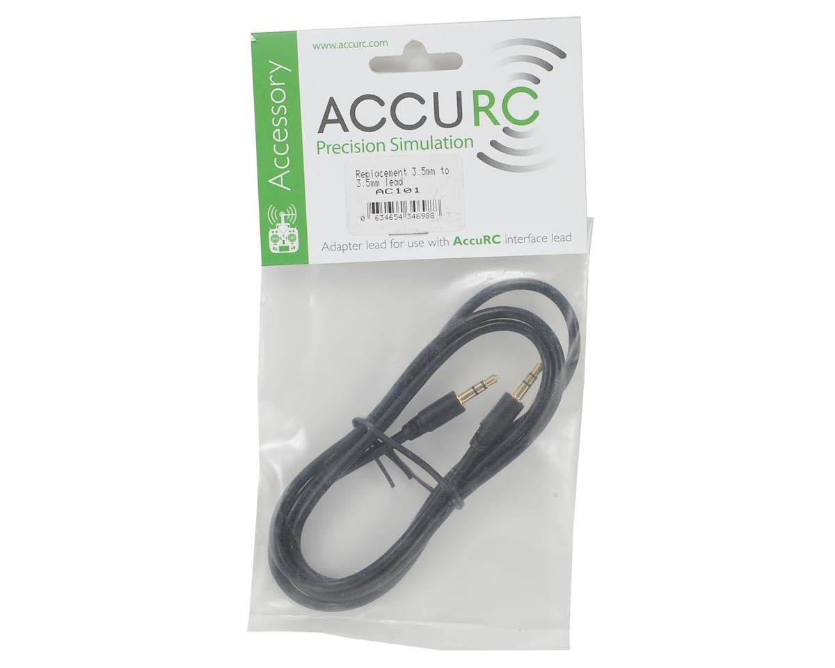 AccuRC Transmitter Extension Lead (JR/Spektrum)