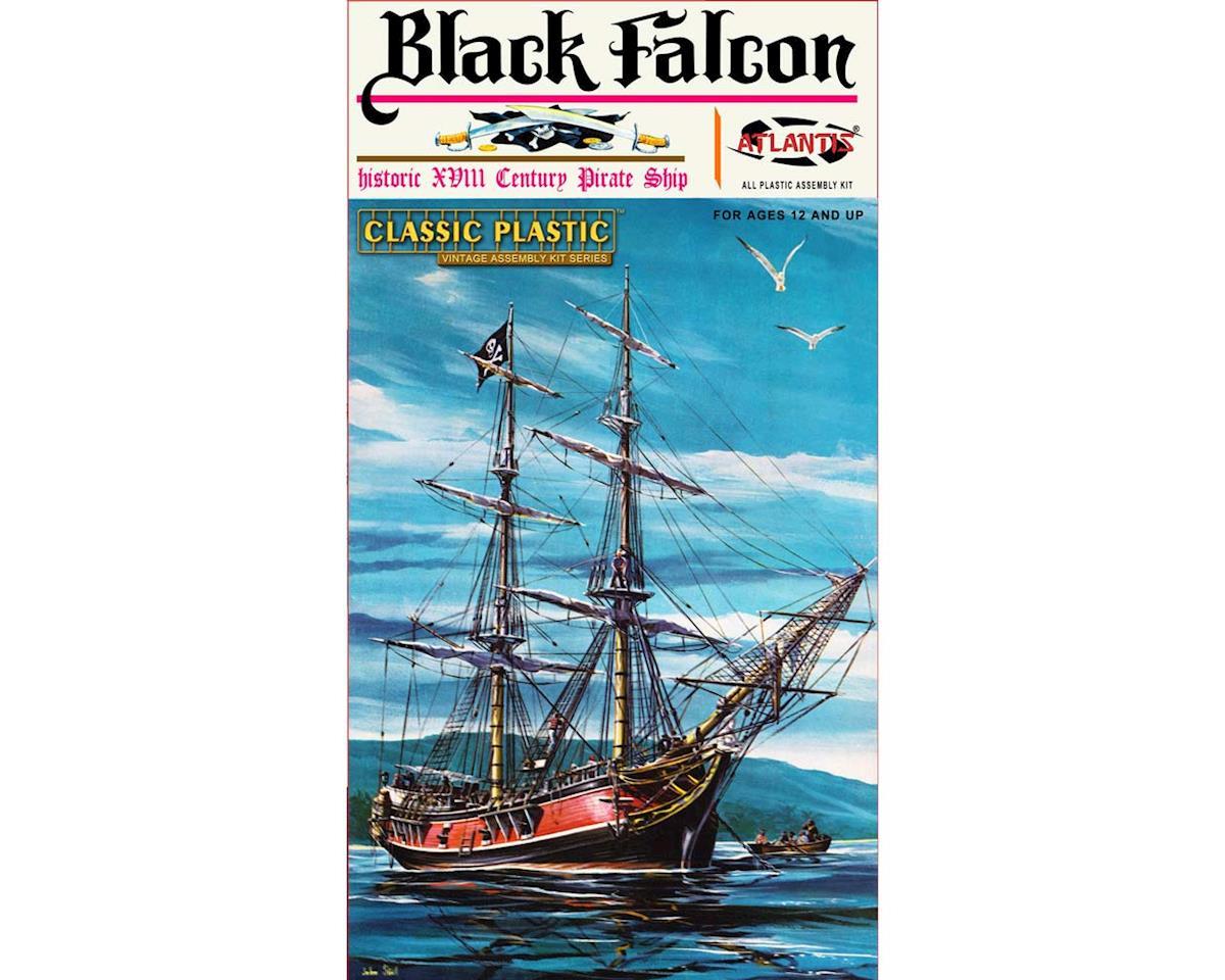 Atlantis Models 6003 1/100 Black Falcon Pirate Ship Classic