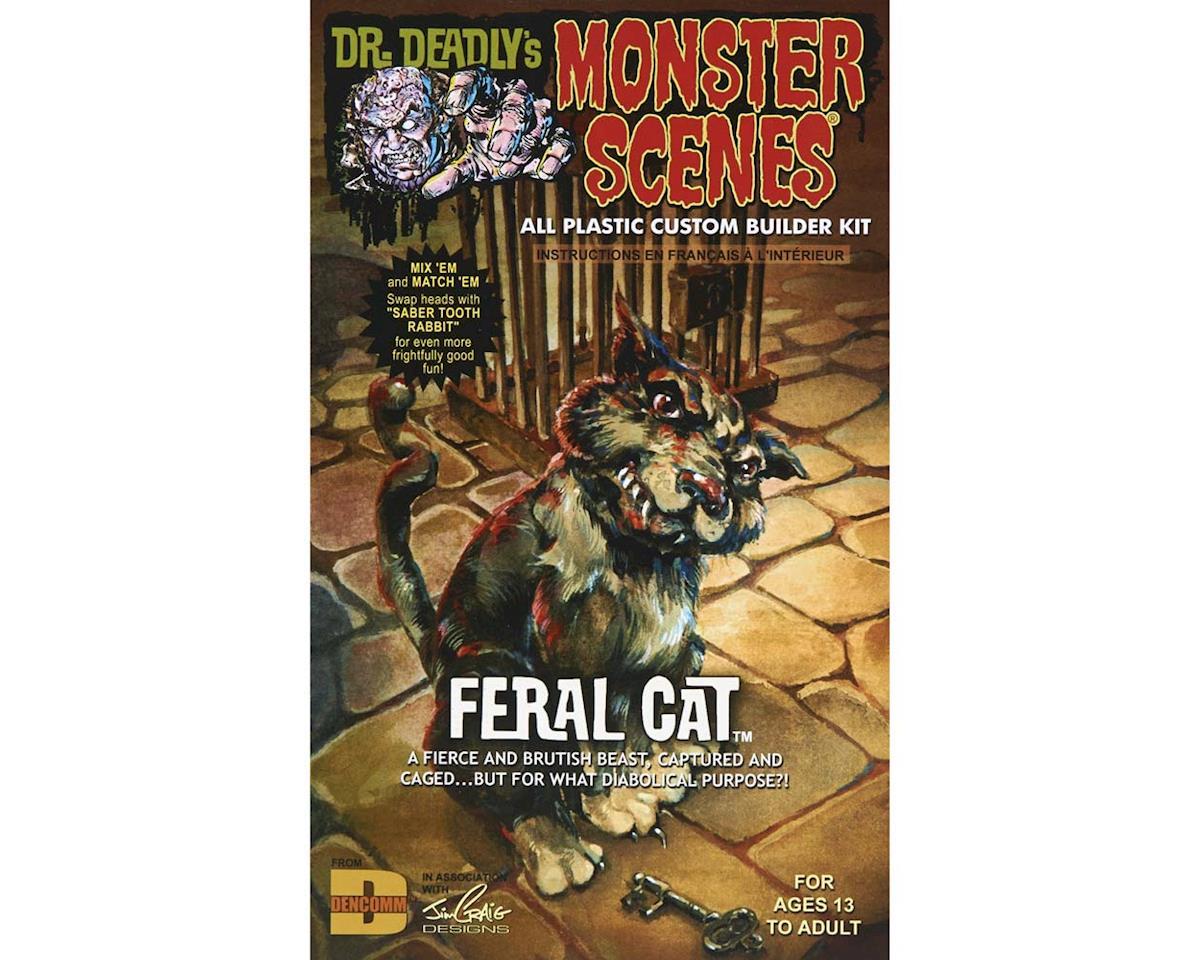 Atlantis Models Dencomm 712 1/13 Feral Cat