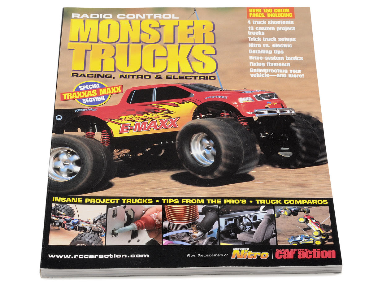 Air Age Publishing Radio Control Monster Trucks