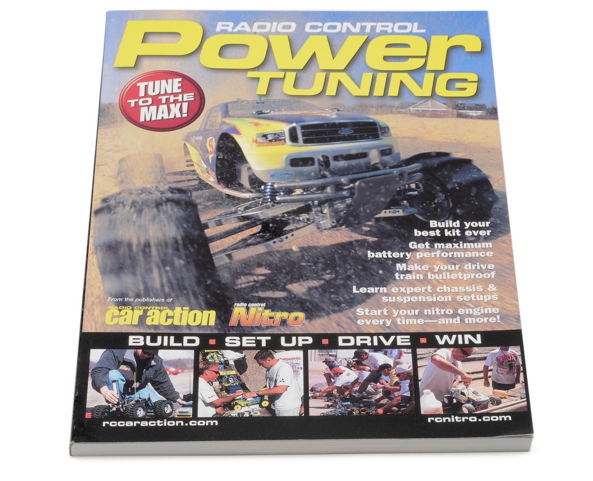 Radio Control Power Tuning