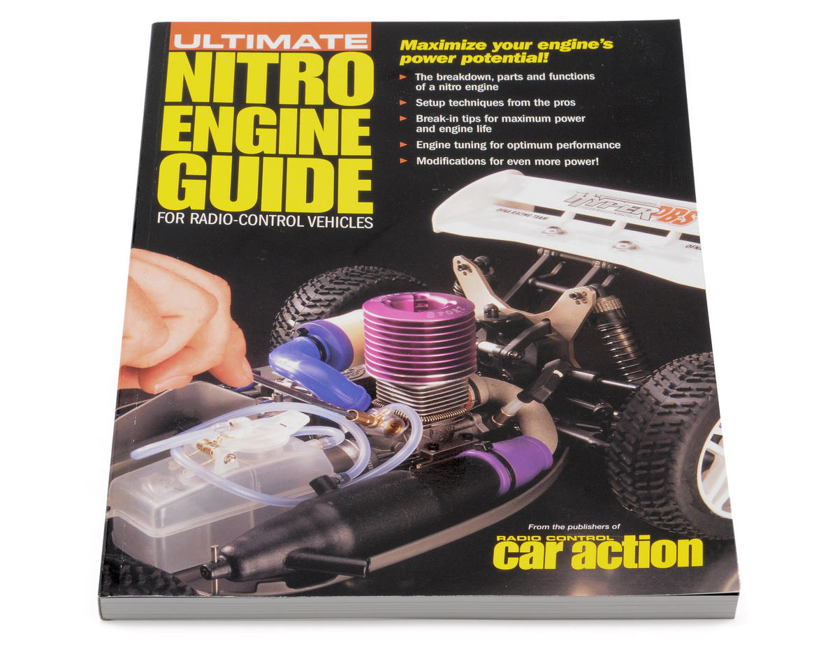 Air Age Publishing Ultimate Nitro Engine Guide