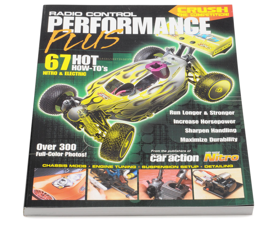 Radio Control Performance Plus by Air Age Publishing