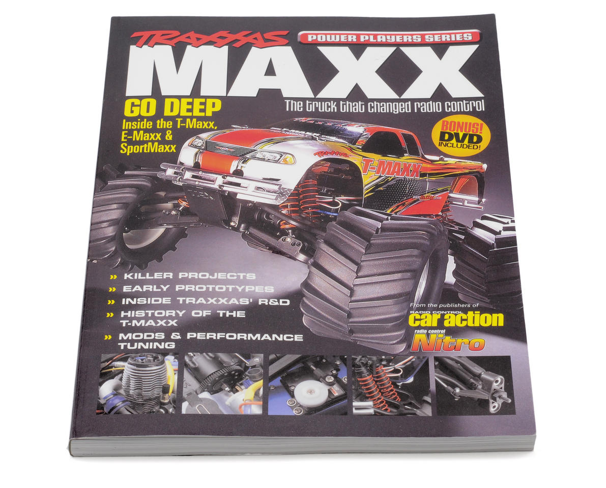 Air Age Publishing Traxxas Maxx