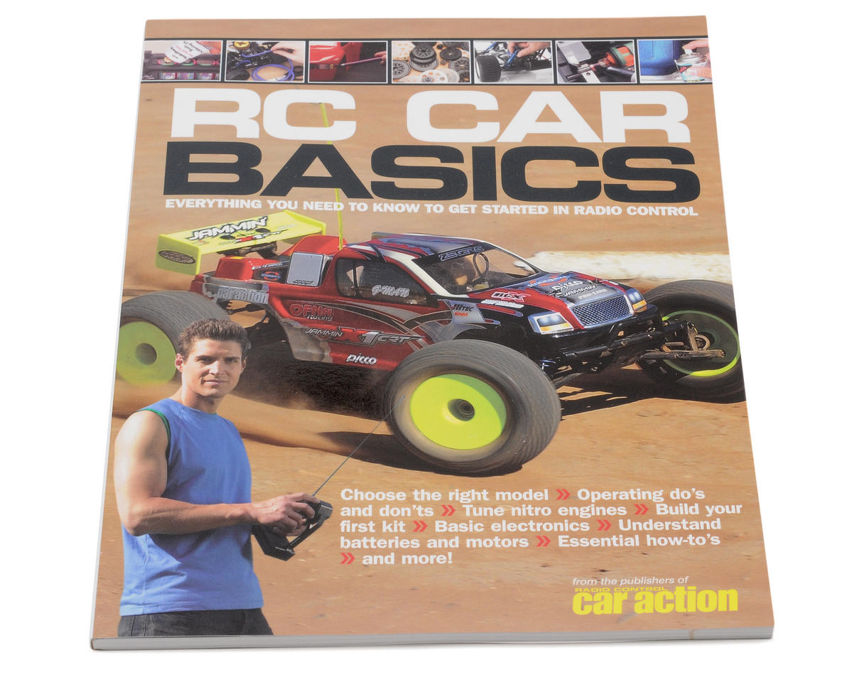 R/C Car Basics by Air Age Publishing