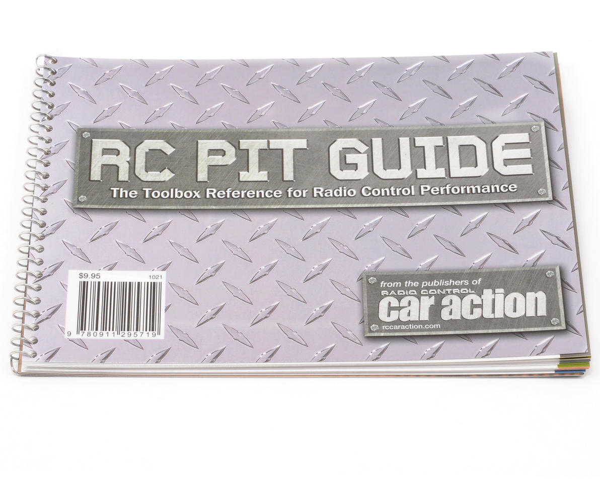 R/C Car Action Pit Guide by Air Age Publishing