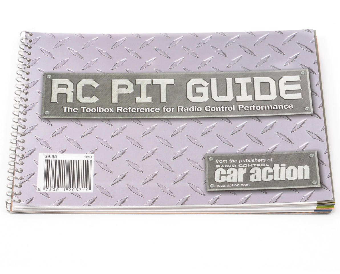 R/C Car Action Pit Guide