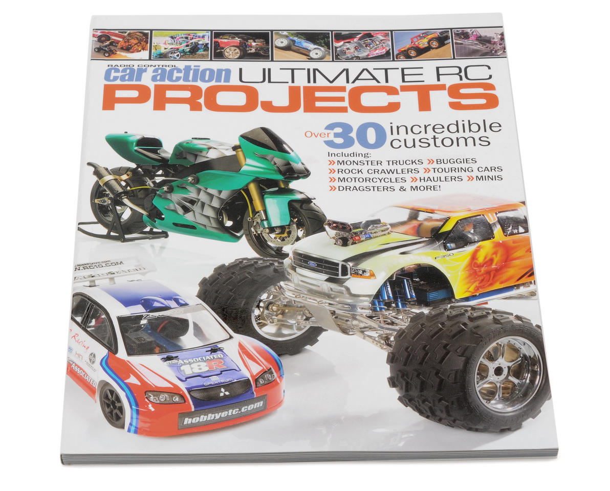 Air Age Publishing R/C Car Action Ultimate R/C Projects
