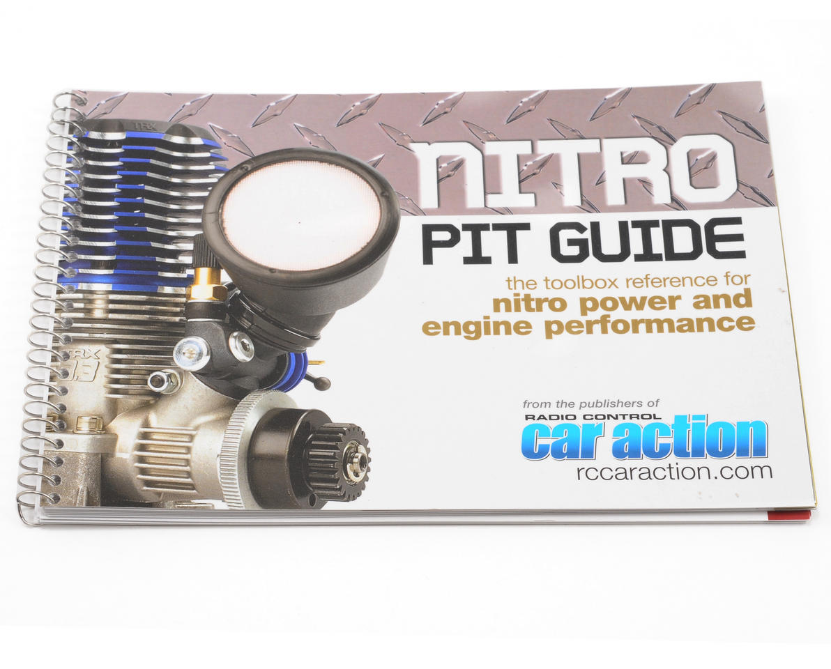 Air Age Publishing R/C Nitro Pit Guide