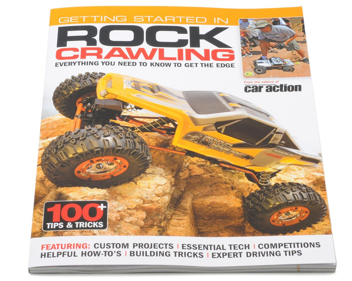"R/C Car Action ""Getting Started In Rock Crawling"""