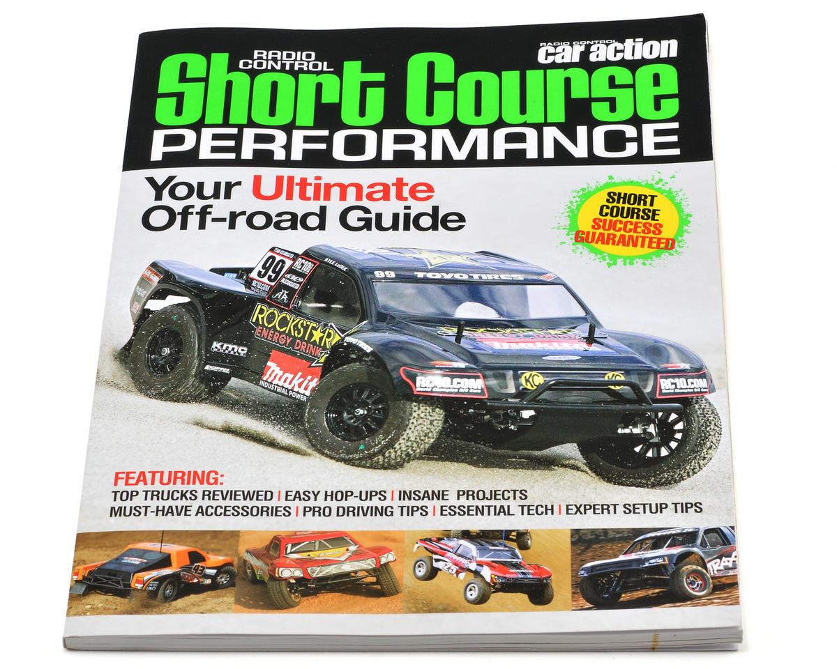 Radio Control Car Action Short Course Performance by Air Age Publishing