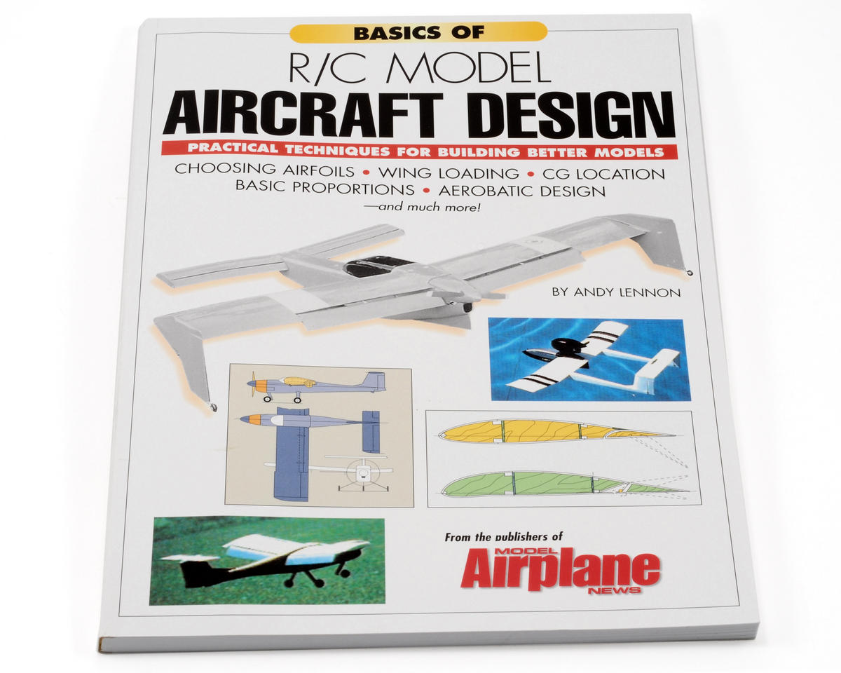 Air Age Publishing Basics of Model Aircraft Design