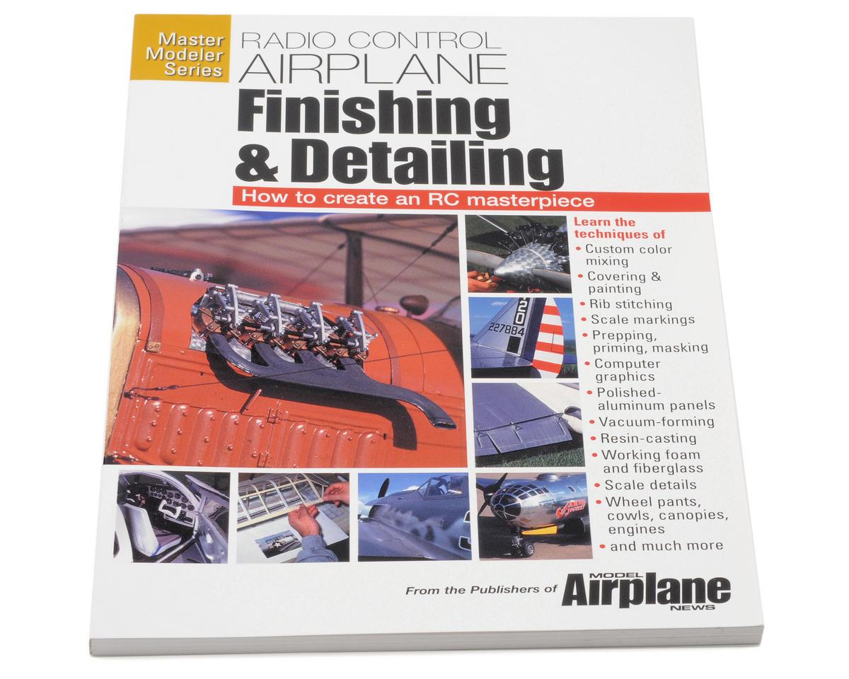 Air Age Publishing Radio Control Airplane Finishing & Detailing