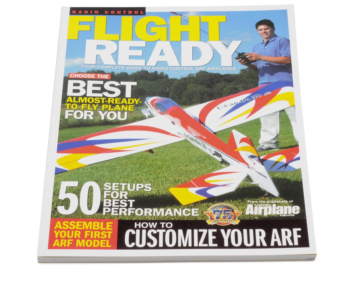 Flight Ready by Air Age Publishing