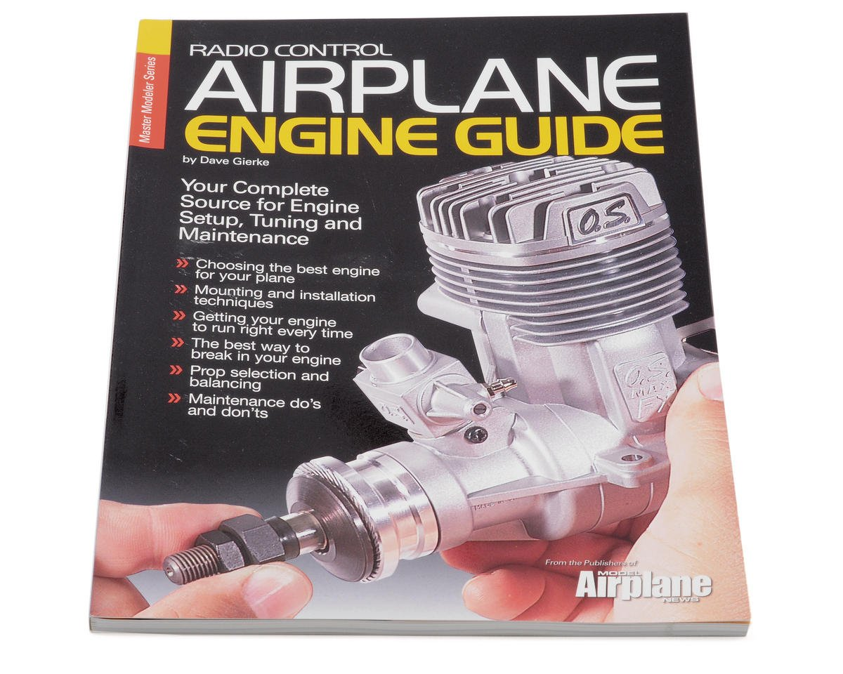 Air Age Publishing Radio Control Airplane Engine Guide