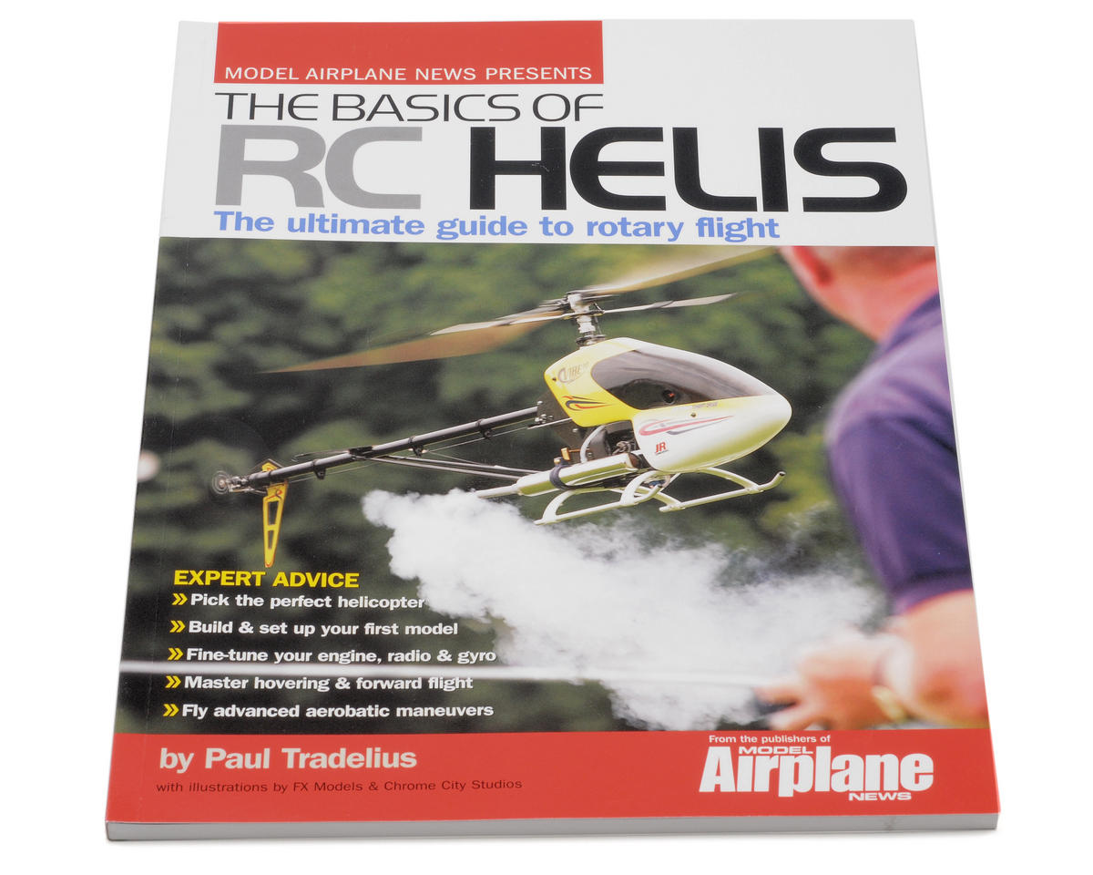 Air Age Publishing The Basics of R/C Helis