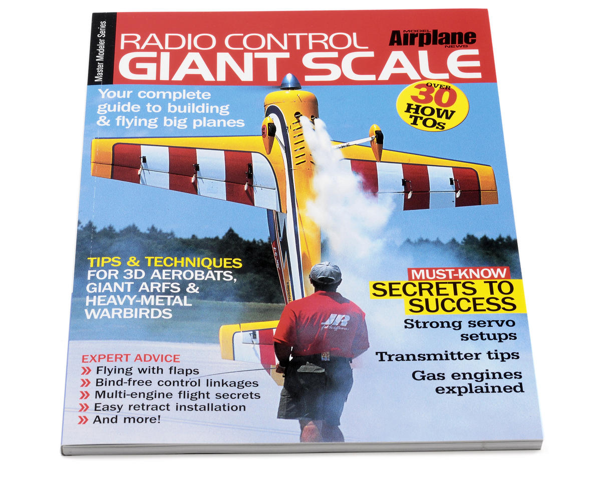 Radio Control Giant Scale by Air Age Publishing