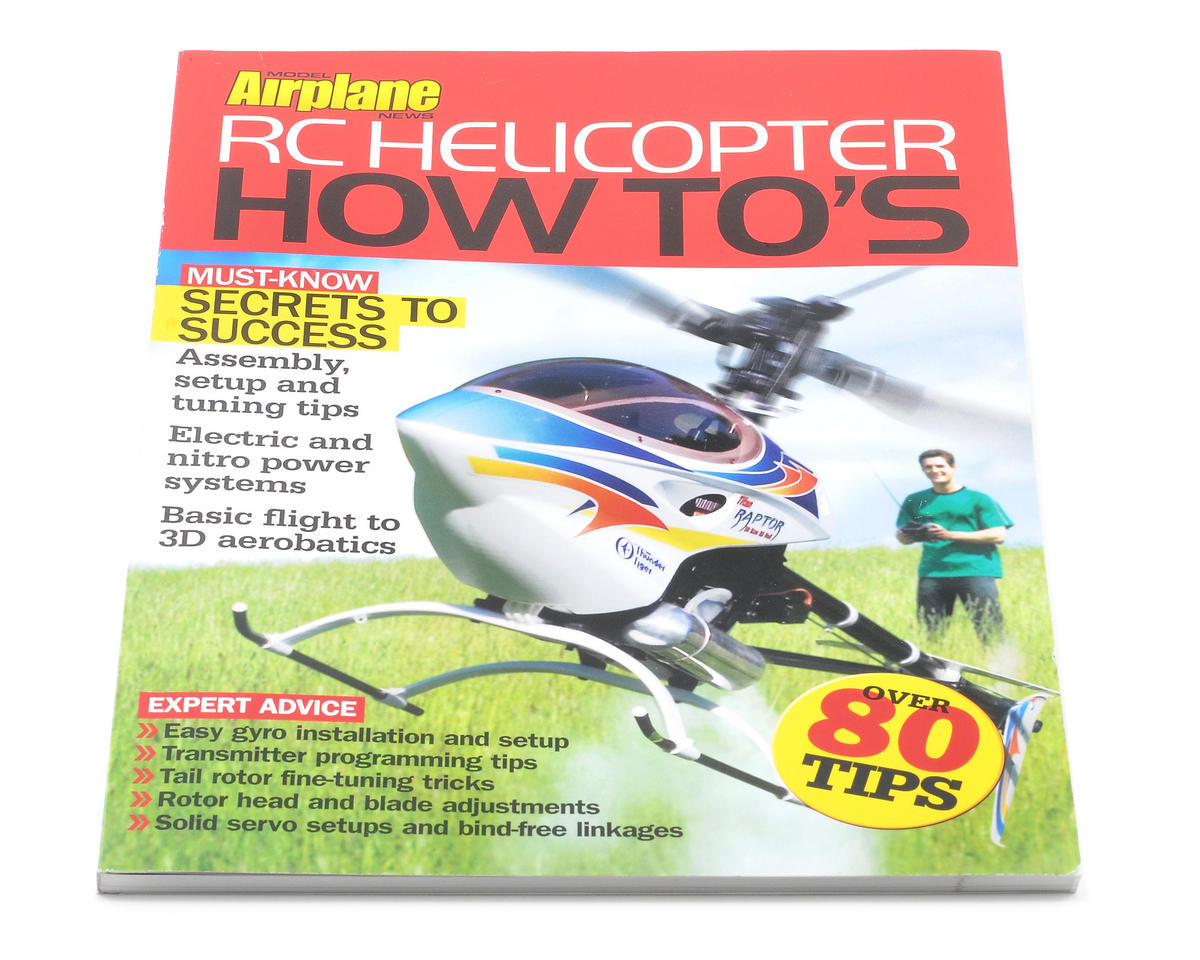 Air Age Publishing R/C Helicopter How To's | relatedproducts