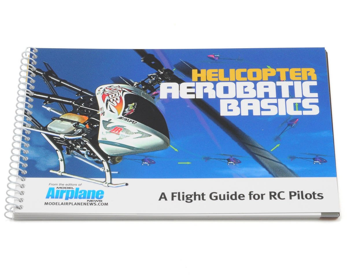 "Model Airplane News ""Helicopter Aerobatic Basics"""