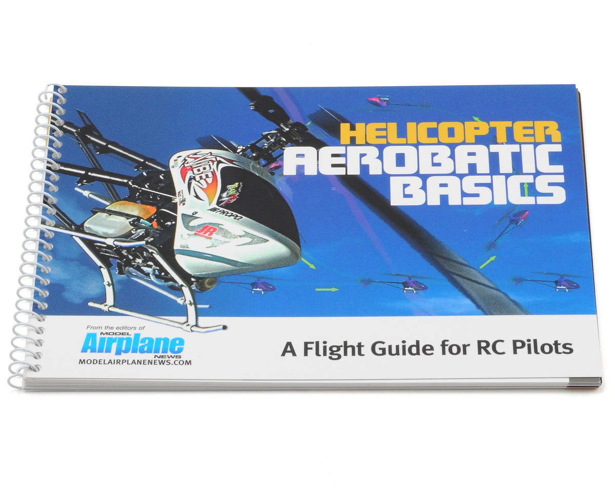 "Air Age Publishing Model Airplane News ""Helicopter Aerobatic Basics"""