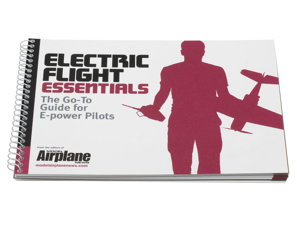 "Air Age Publishing Model Airplane News ""Electric Flight Essentials"""
